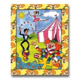 Cirkus boken - personlig bok med namn