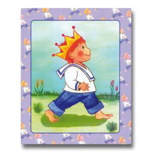 Babyboken - Min första bok - personlig barnbok med namn