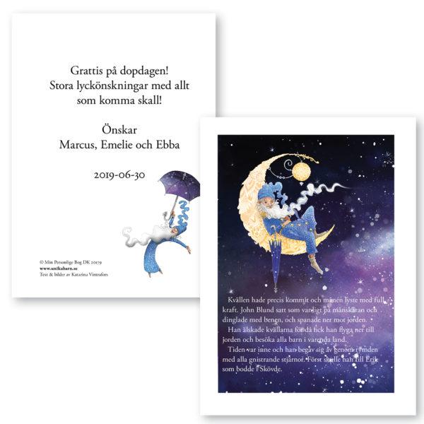 Min Godnattbok – Det magiska paraplyet 2