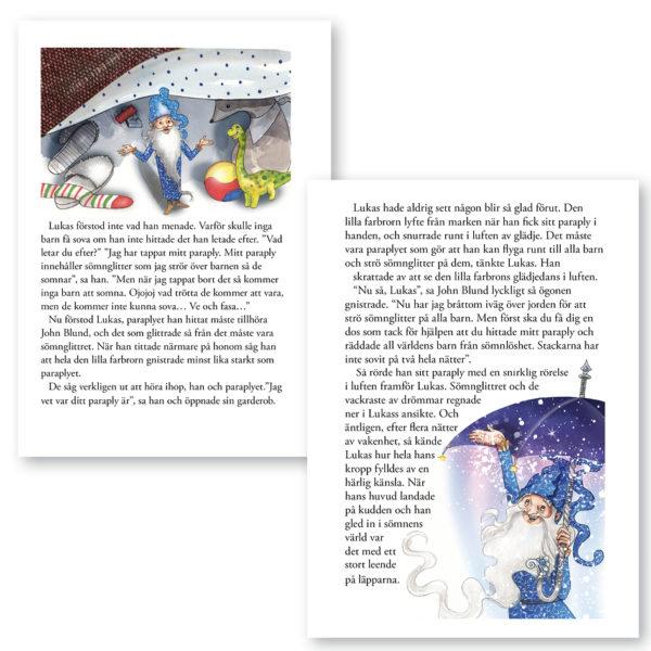 Min Godnattbok – Monster under sängen 6