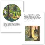 Älvan och den tysta skogen 5
