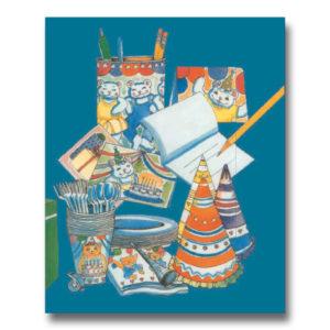 Födelsedagsboken - personlig barnbok