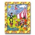 Cirkus boken – en personlig barnbok