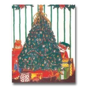 En fantastisk julresa - Julsagan med namn
