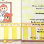 Babyboken pojke 1