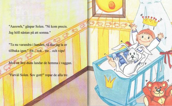 Babyboken pojke 15