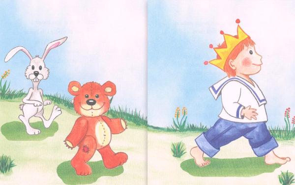 Babyboken pojke 7-1