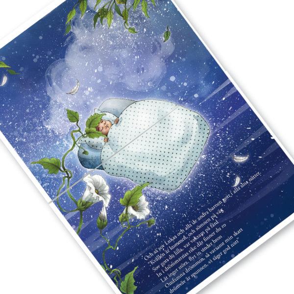 Min Godnattbok – midt